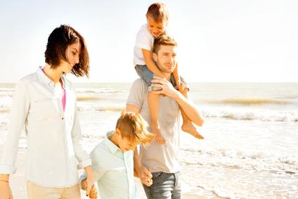 Educación de los hijos en familia