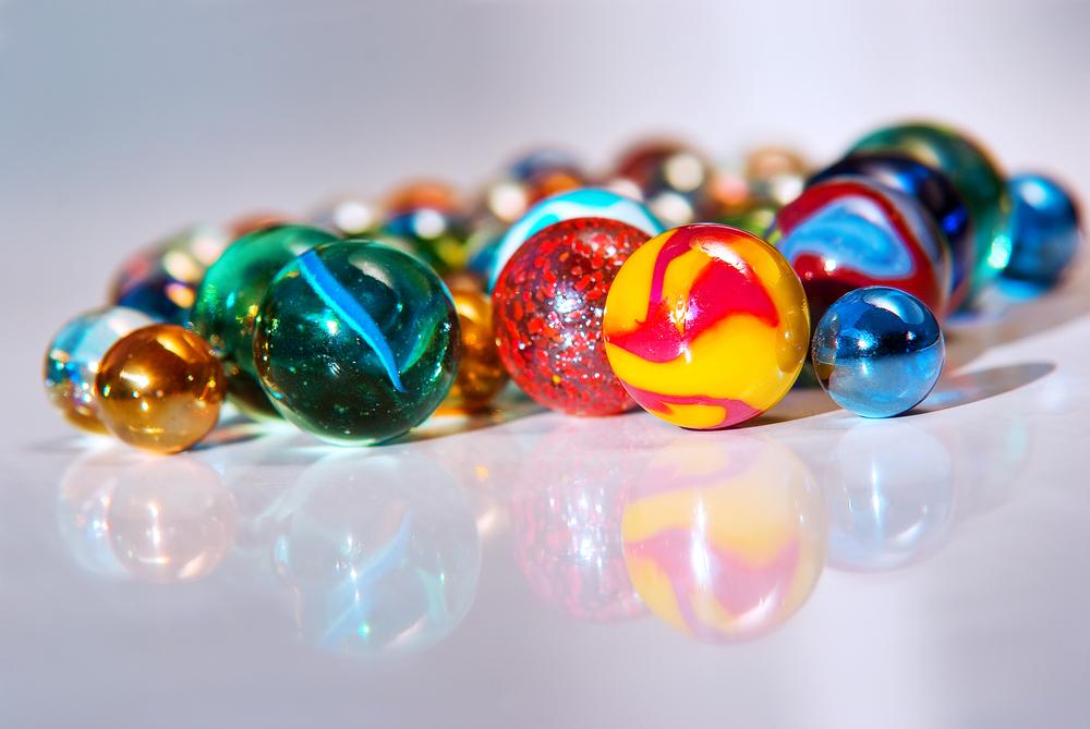 Canicas de colores