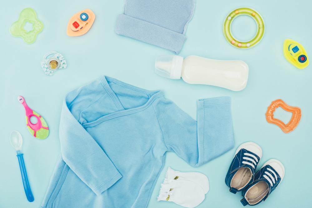 Ropa, complementos y accesorios de bebé